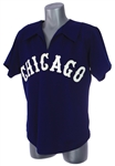 1979 Francisco Barrios Chicago White Sox Game Worn Road Jersey (MEARS A10)