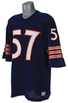 1974-77 Don Rives Chicago Bears Home Jersey (MEARS LOA)