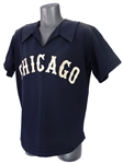 1978-79 Bill Nahorodny Chicago White Sox Game Worn Road Jersey (MEARS A7)