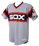 1984 Al Jones Chicago White Sox Game Worn Road Jersey (MEARS LOA)