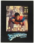 1978 Superman The Movie Press Book
