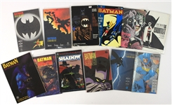 1980s-90s Batman Shadow Rocketeer Comic Book & Graphic Novel Collection - Lot of 96