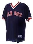 1995 Andy Yount Gulf Coast Red Sox Game Worn Jersey (MEARS LOA)