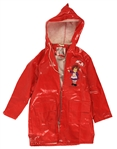 1976 Raggedy Ann Bobbs Merrill Youth Rain Jackets - Lot of 2
