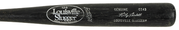 1987-89 Kirby Puckett Minnesota Twins Louisville Slugger Professional Model Game Used Bat (MEARS A10)