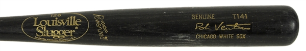 1991-97 Robin Ventura Chicago White Sox Louisville Slugger Professional Model Game Used Bat (MEARS LOA)