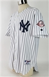2003 Derek Jeter New York Yankees Signed Jersey (JSA)