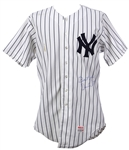 1984 Dave Winfield New York Yankees Signed Game Worn Home Jersey (MEARS A9/JSA)