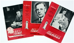 1949 University of Wisconsin Alumni Magazines