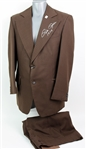 1978 Pete Rose Cincinnati Reds Signed Custom Tailored Peppe Ramundo Suit (MEARS LOA & PSA/DNA)