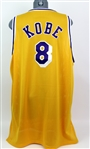 1996 Style Rookie Kobe Bryant Los Angeles Lakers Commemorative Champion Tribute Jersey (1:1)