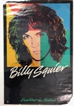 1982-86 Billy Squier Beat Street The Firm ft. Jimmy Page Promotional Poster Collection - Lot of 4