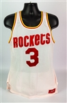 1983-86 Craig Ehlo Houston Rockets Game Worn Home Jersey (MEARS A10)