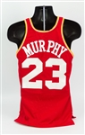 1976-82 circa Calvin Murphy Houston Rockets Game Worn Road Jersey (MEARS A10)