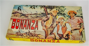 1971 Bonanza Greek Language Board Game