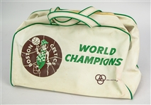 1960s Boston Celtics World Champions Ballantine Beer Handbag