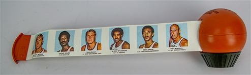 1971 World Champion Milwaukee Bucks Photo Sportsball w/ Original Box