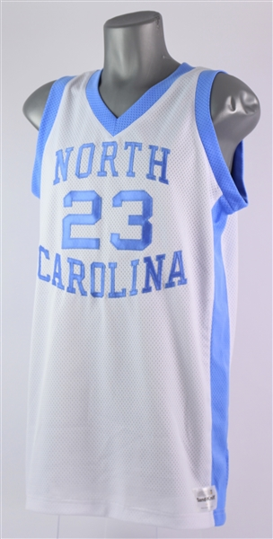 1981-84 Michael Jordan North Carolina Tar Heels Retail Jersey