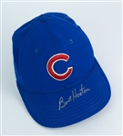 2000s Burt Hooton Chicago Cubs Signed Adjustable Cap (*JSA*)