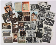 1964 The Beatles Topps Trading Cards - Lot of 40+