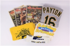 1980s-2000s Indiana Pacers Memorabilia Collection - Lot of 35 w/ Rik Smits Signed Items, Programs, Tickets & More