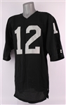 1987-89 Ken Stabler Oakland Raiders Post Career Jersey (MEARS LOA)