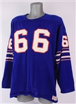 1964-69 Billy Shaw Buffalo Bills Home Jersey (MEARS A8)