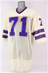 1979-81 Mike Kadish Buffalo Bills Road Jersey (MEARS LOA)