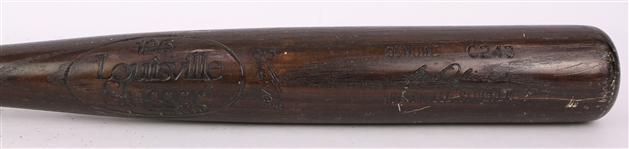 1980-83 Ben Oglivie Milwaukee Brewers Louisville Slugger Professional Model Game Used Bat (MEARS LOA)
