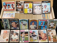 1960s-1970s Assorted Card Lot (600+)